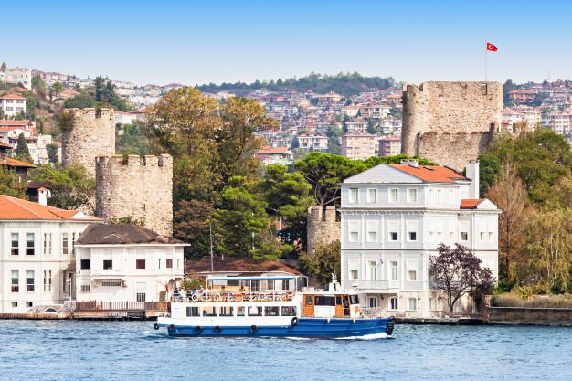 istanbul anatolian fortress