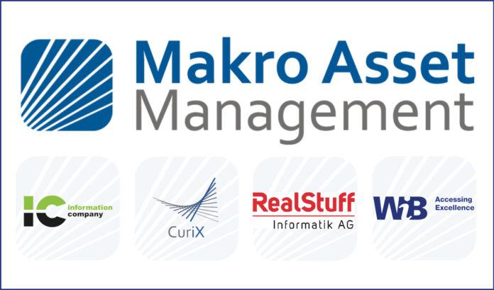 Vier Unternehmen – IC information company, CuriX, RealStuff und WiB Solutions – bündeln Ihre Kräfte unter dem gemeinsamen Dach der Makro Asset Management